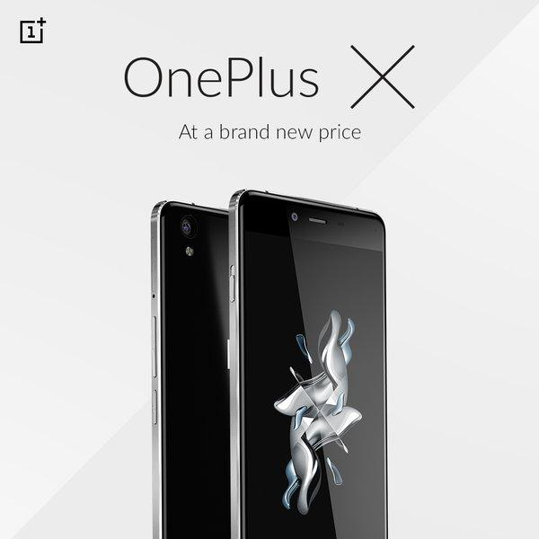 OnePlus X gets a permanent price cut in India