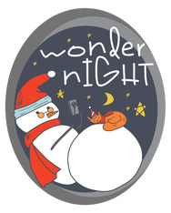 MR.SNOWMAN : Wonder Night V.1