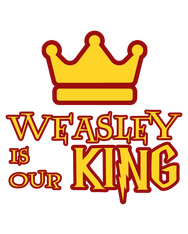 Harry Potter - Weasley is our KING