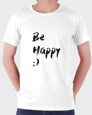 just be happy always
