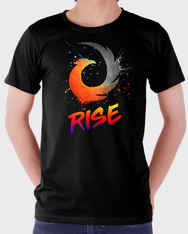 RISE Graffiti - Black