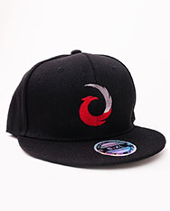 Hip Hop Hat - Black
