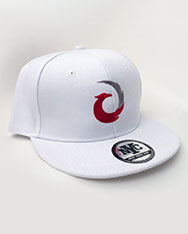 Hip Hop Hat - White