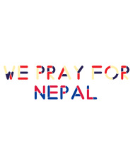 We Pray for Nepal
