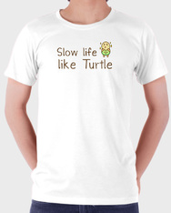 slow life like turtle 02