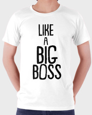 Like A BIG Boss