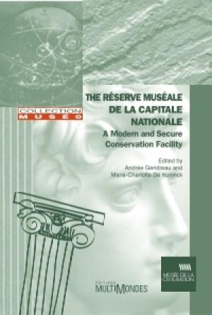 The réserve muséale de la Capitale nationale: a modern and secure conservation facility by Andrée Gendreau from De Marque in Art & Graphics category