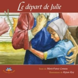 Le départ de Julie by Réjean Roy from De Marque in Français category