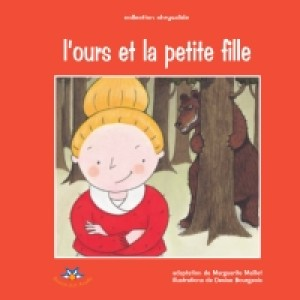 L'ours et la petite fille by Marguerite Maillet from De Marque in Français category