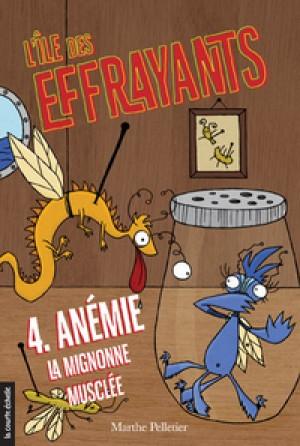 Anémie, la mignonne musclée by Marthe Pelletier from De Marque in Français category