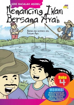 Memancing Ikan Bersama Ayah by Ridzuan Amin from Mika Cemerlang Sdn Bhd in Tots & Toddlers category