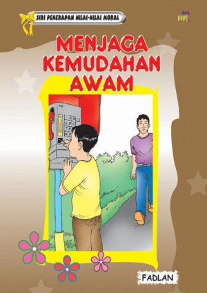 Menjaga Kemudahan Awam by Fadlan from  in  category