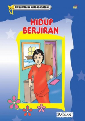 Hidup Berjiran by Fadlan from Mika Cemerlang Sdn Bhd in Tots & Toddlers category