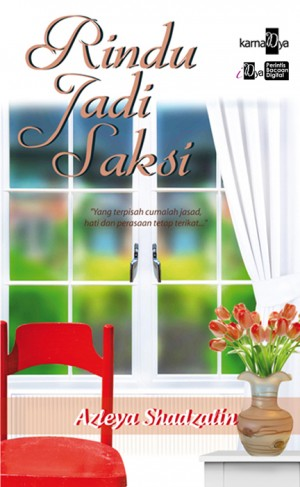 Rindu Jadi Saksi by Azleya Shadzalin from  in  category