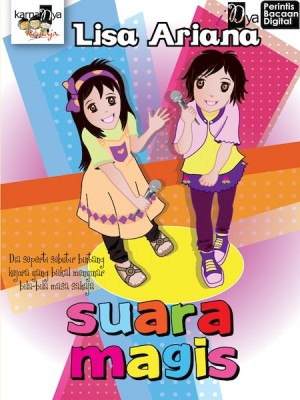 Suara Magis by Lisa Ariana from  in  category
