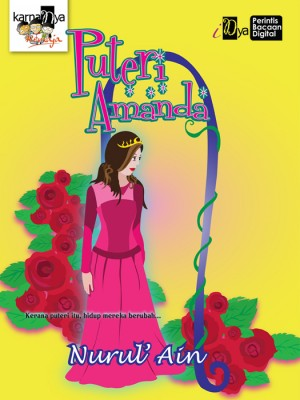 Puteri Amanda by Nurul Ain from KarnaDya Solutions Sdn Bhd in Teen Novel category