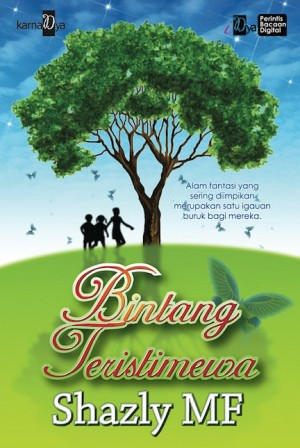 Bintang Teristimewa by Shazly MF from KarnaDya Solutions Sdn Bhd in Teen Novel category