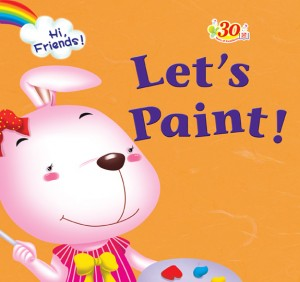 Let's Paint by Penerbitan Pelangi Sdn. Bhd. from  in  category