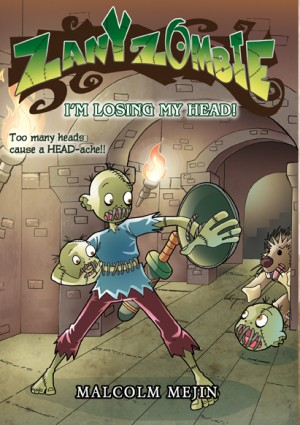 I'm Losing My Head! by Malcolm Mejin from Pelangi ePublishing Sdn. Bhd. in General Novel category