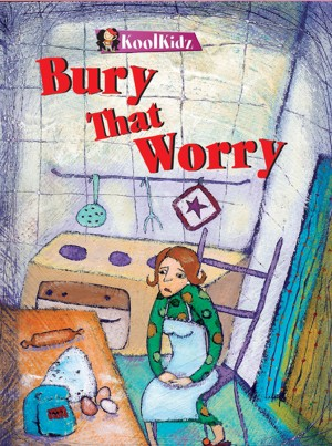 Bury That Worry by Susan Tan from  in  category