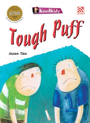 Tough Puff by Susan Tan from Pelangi ePublishing Sdn. Bhd. in General Novel category