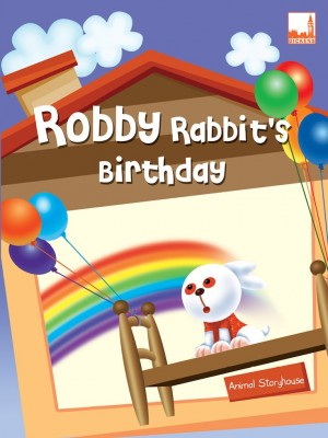 Robby Rabbit's Birthday by Penerbitan Pelangi Sdn Bhd from  in  category