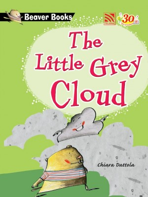 The Little Grey Cloud by Chiara Dattola from Pelangi ePublishing Sdn. Bhd. in Tots & Toddlers category
