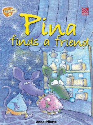 Pina finds a friend