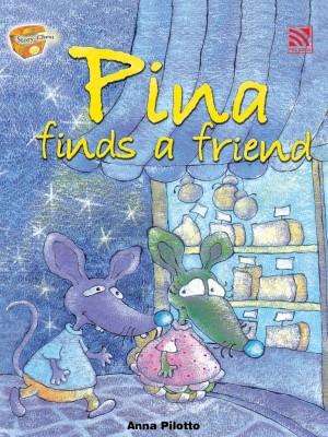 Pina finds a friend