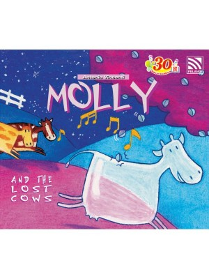 Molly and the Lost Cows by Antonio Vincenti from Pelangi ePublishing Sdn. Bhd. in Tots & Toddlers category