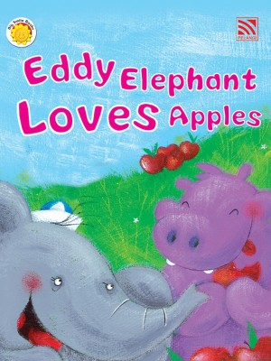 Eddy Elephant Loves Apples