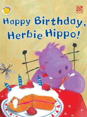 Happy Birthday, Herbie Hippo! by Mallika Vasugi from Pelangi ePublishing Sdn. Bhd. in General Novel category
