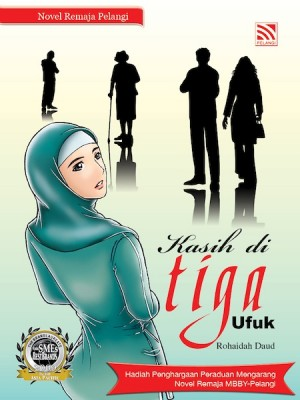 Kasih di Tiga Ufuk by Rohaidah Daud from  in  category