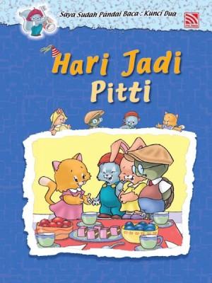 Hari Jadi Pitti by Penerbitan Pelangi Sdn Bhd from Pelangi ePublishing Sdn. Bhd. in Children category