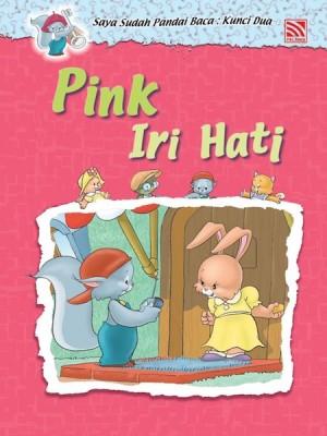 Pink Iri Hati by Penerbitan Pelangi Sdn Bhd from Pelangi ePublishing Sdn. Bhd. in Children category