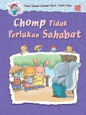 Chomp Tidak Perlukan Sahabat by Penerbitan Pelangi Sdn Bhd from Pelangi ePublishing Sdn. Bhd. in Children category
