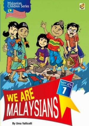 We Are Malaysian Series 1 by Uma Vallicelli from Mika Cemerlang Sdn Bhd in Children category