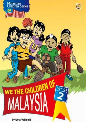 We The Children Of Malaysia Series 2 by Uma Vallicelli from Mika Cemerlang Sdn Bhd in Children category
