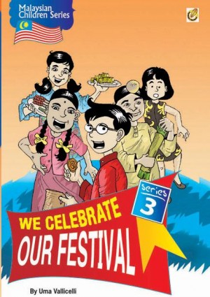 We Celebrate Our Festival Series 3 by Uma Vallicelli from Mika Cemerlang Sdn Bhd in Children category