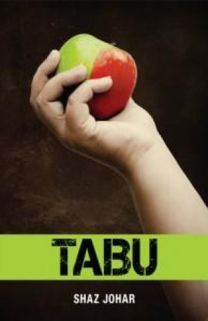 Tabu by Shaz Johar from Buku Fixi in Teen Novel category