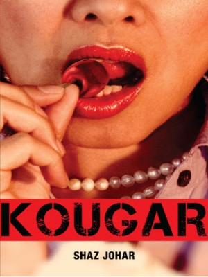 KOUGAR by Shaz Johar from Buku Fixi in General Novel category