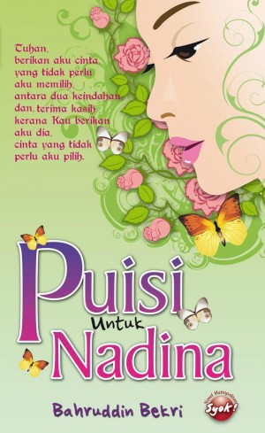 Puisi Untuk Nadina by Bahruddin Bekri from PTS Publications in General Novel category