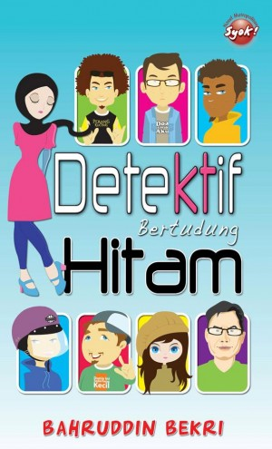 Detektif Bertudung Hitam by Bahruddin Bekri from  in  category