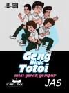 Geng Ninja Totoi: Misi Gerak Gempur by Jas from KarnaDya Solutions Sdn Bhd in Comics category