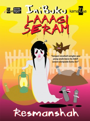 Ini Buku Laaagi Seram by Resmanshah from  in  category
