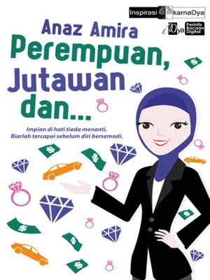 Perempuan Jutawan Dan ... by Anaz Amira from KarnaDya Solutions Sdn Bhd in Motivation category