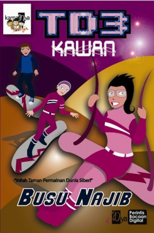 Terowong Digital 3: Kawan by Busu Najib from  in  category