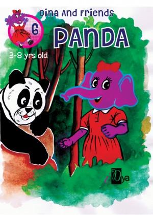 Dina and Friends: Panda