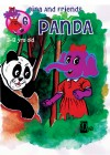 Dina and Friends: Panda by iDya from KarnaDya Solutions Sdn Bhd in Tots & Toddlers category