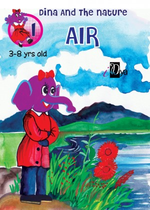 Dina and The Nature: Air by iDya from KarnaDya Solutions Sdn Bhd in Tots & Toddlers category